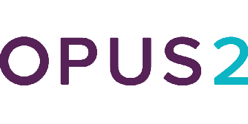 Opus 2 International logo