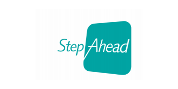 Step Ahead logo