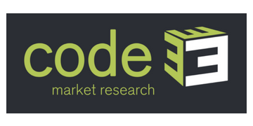 Code3research logo
